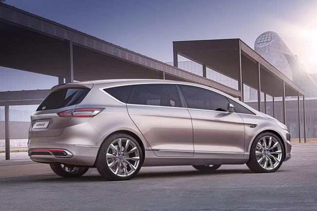 Ford S-MAX Vignale: Đẳng cấp mới cho dòng xe gia đình 4