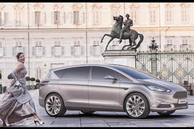 Ford S-MAX Vignale: Đẳng cấp mới cho dòng xe gia đình 5