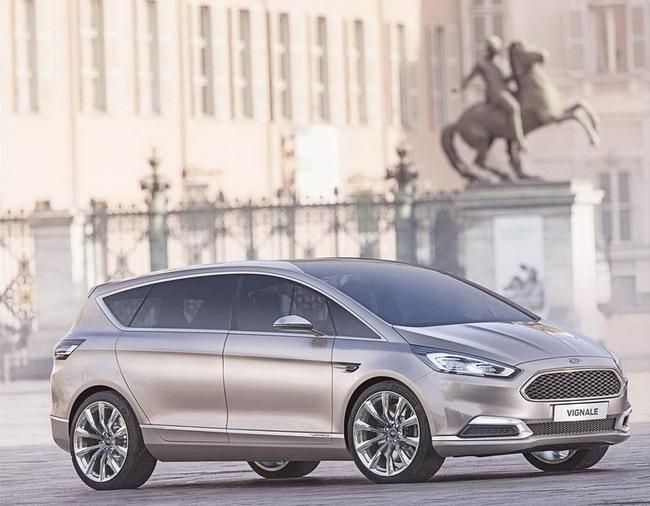 Ford S-MAX Vignale: Đẳng cấp mới cho dòng xe gia đình 6