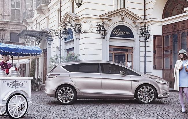Ford S-MAX Vignale: Đẳng cấp mới cho dòng xe gia đình 7