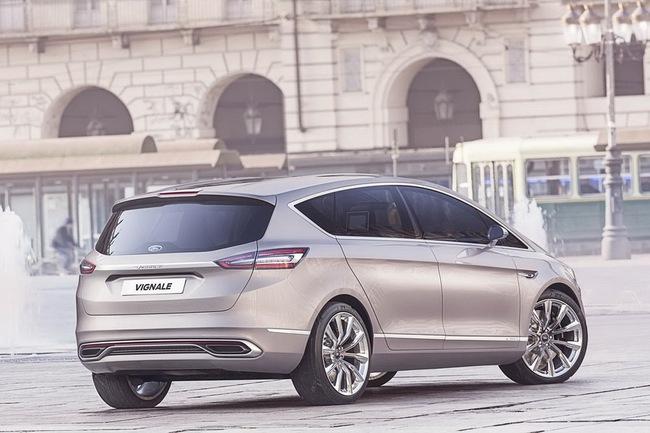 Ford S-MAX Vignale: Đẳng cấp mới cho dòng xe gia đình 8