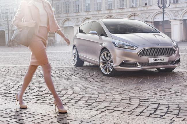 Ford S-MAX Vignale: Đẳng cấp mới cho dòng xe gia đình 9
