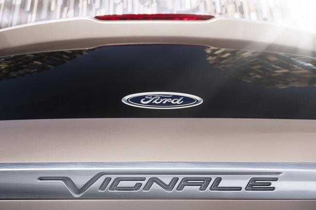 Ford S-MAX Vignale: Đẳng cấp mới cho dòng xe gia đình 12