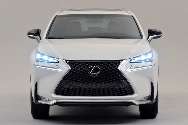 Lexus NX chính thức trình làng 1