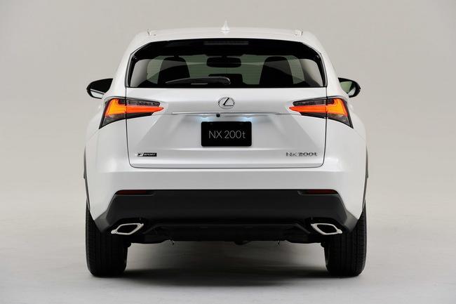Lexus NX chính thức trình làng 2