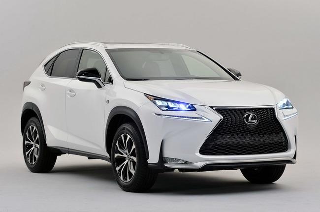 Lexus NX chính thức trình làng 3