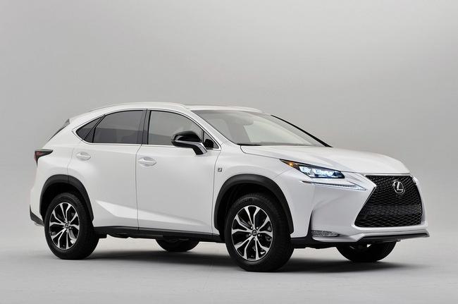 Lexus NX chính thức trình làng 5