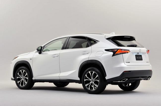 Lexus NX chính thức trình làng 6
