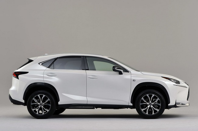 Lexus NX chính thức trình làng 7
