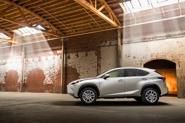 Lexus NX chính thức trình làng 9