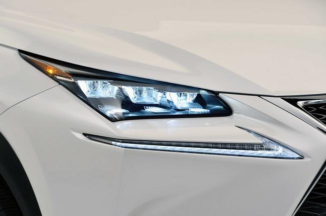 Lexus NX chính thức trình làng 13