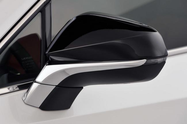 Lexus NX chính thức trình làng 15