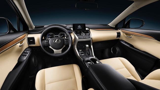 Lexus NX chính thức trình làng 17