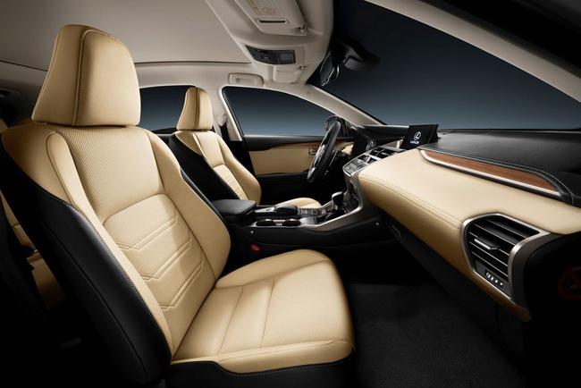 Lexus NX chính thức trình làng 18