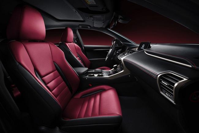 Lexus NX chính thức trình làng 19
