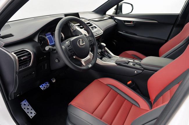 Lexus NX chính thức trình làng 20