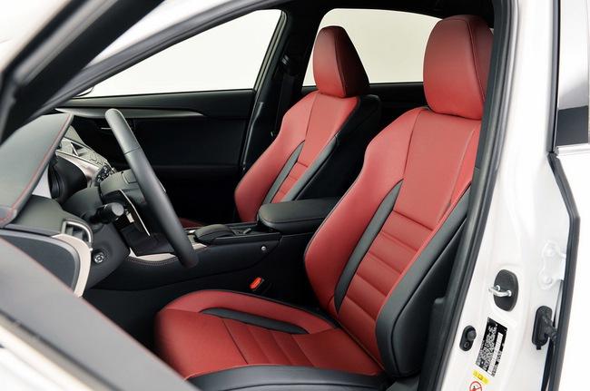 Lexus NX chính thức trình làng 21