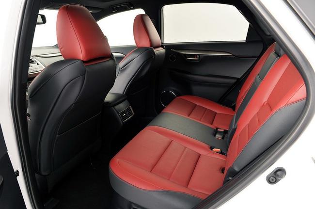 Lexus NX chính thức trình làng 23