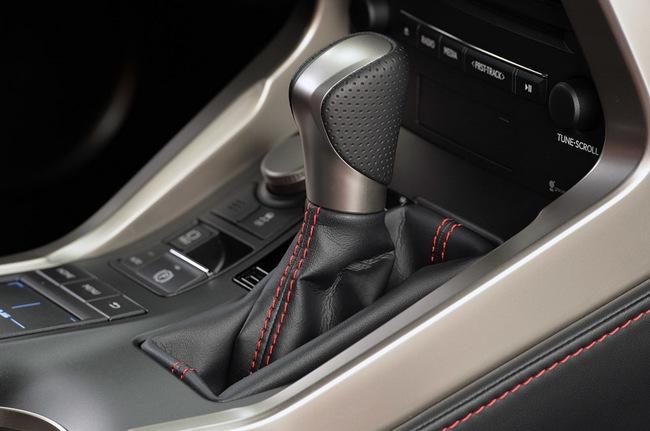 Lexus NX chính thức trình làng 28