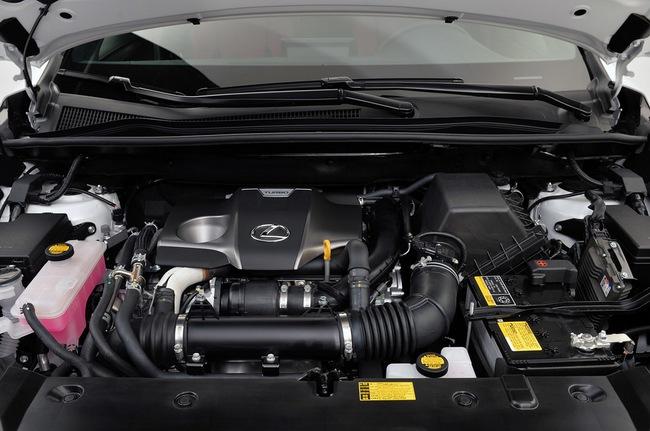 Lexus NX chính thức trình làng 31