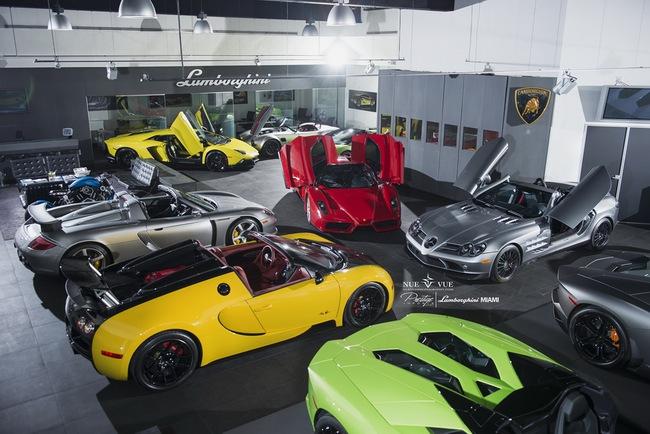 Ghé thăm showroom siêu xe trị giá 8,5 triệu USD 1