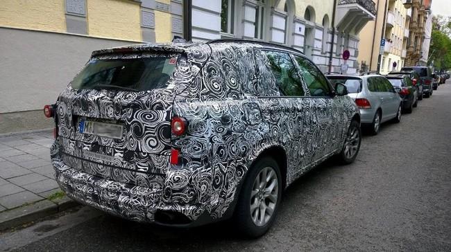 BMW X7 lần đầu lộ diện 3