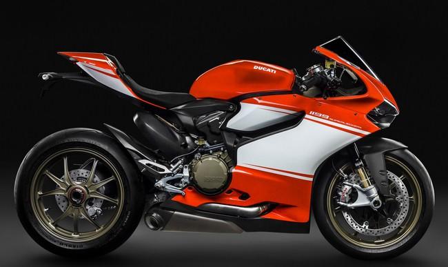 Ducati 1199 Superleggera: Đỉnh cao trong làng siêu mô tô 4