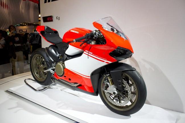 Ducati 1199 Superleggera: Đỉnh cao trong làng siêu mô tô 6