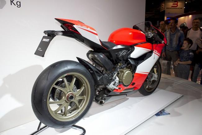 Ducati 1199 Superleggera: Đỉnh cao trong làng siêu mô tô 7
