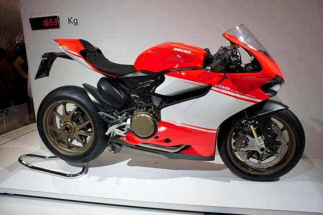 Ducati 1199 Superleggera: Đỉnh cao trong làng siêu mô tô 8