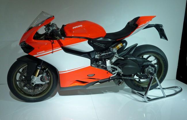Ducati 1199 Superleggera: Đỉnh cao trong làng siêu mô tô 9