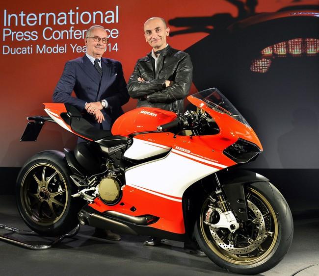 Ducati 1199 Superleggera: Đỉnh cao trong làng siêu mô tô 10