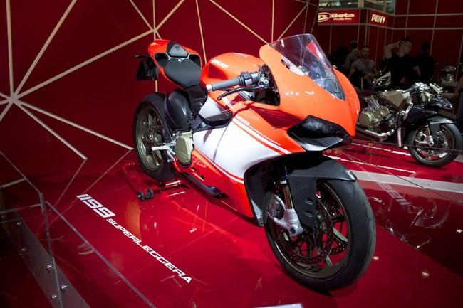 Ducati 1199 Superleggera: Đỉnh cao trong làng siêu mô tô 11