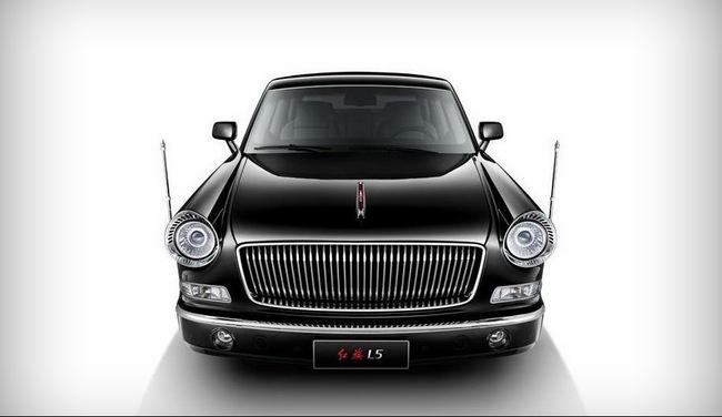 Hongqi L5 - Xe Trung Quốc siêu đắt 2