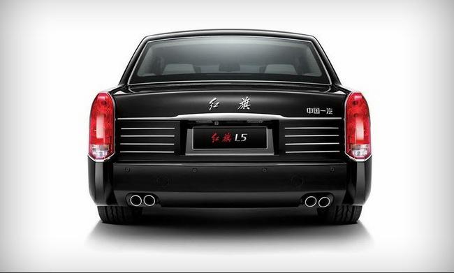 Hongqi L5 - Xe Trung Quốc siêu đắt 3