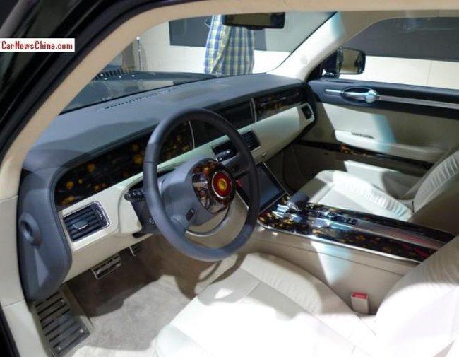 Hongqi L5 - Xe Trung Quốc siêu đắt 6