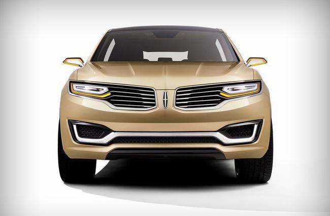 Lincoln MKX Concept chính thức trình làng 1