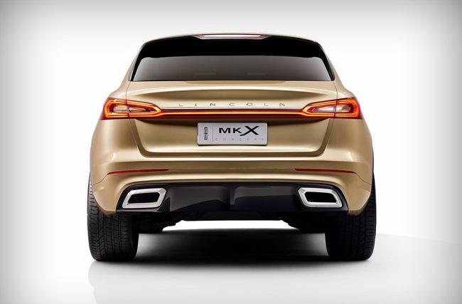 Lincoln MKX Concept chính thức trình làng 2