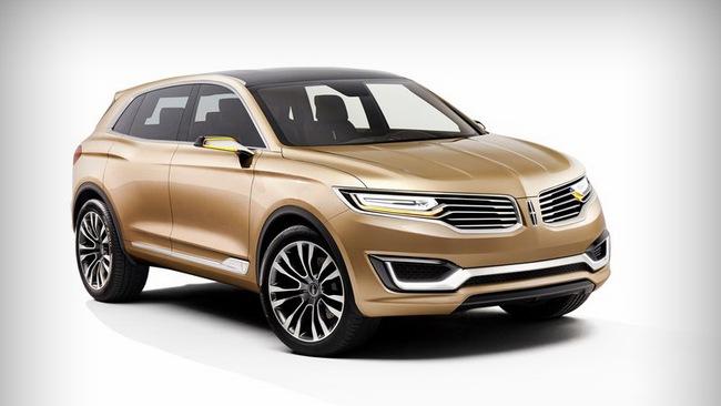 Lincoln MKX Concept chính thức trình làng 3
