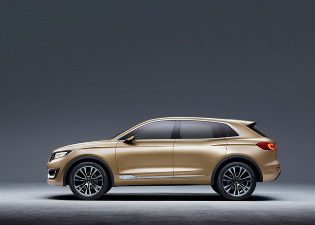 Lincoln MKX Concept chính thức trình làng 6