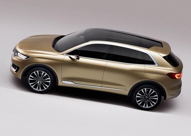 Lincoln MKX Concept chính thức trình làng 7