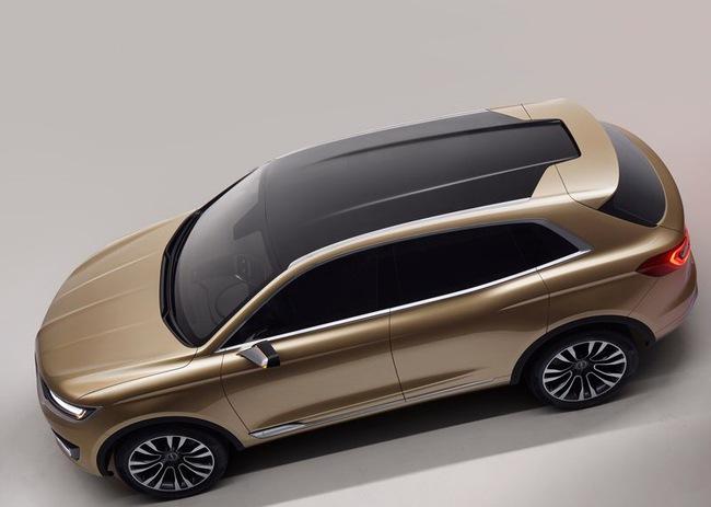 Lincoln MKX Concept chính thức trình làng 8