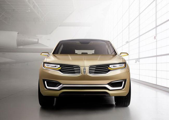 Lincoln MKX Concept chính thức trình làng 10