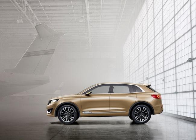 Lincoln MKX Concept chính thức trình làng 14