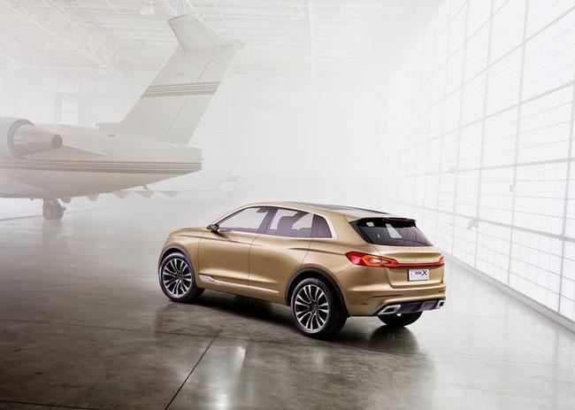 Lincoln MKX Concept chính thức trình làng 15