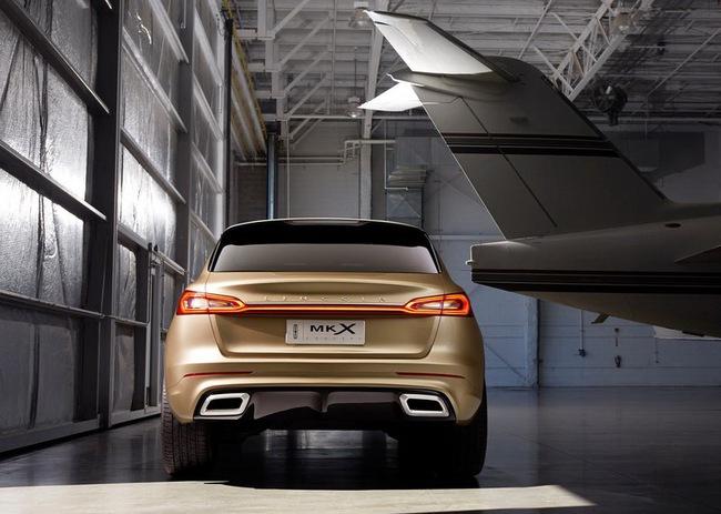 Lincoln MKX Concept chính thức trình làng 17