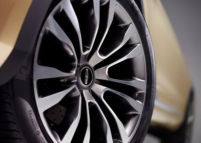 Lincoln MKX Concept chính thức trình làng 24