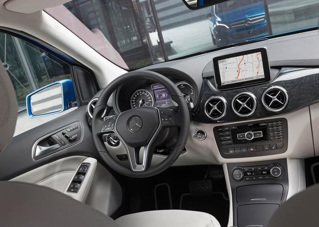 Mercedes-Benz B-Class Electric Drive có giá từ 41.450 USD 16