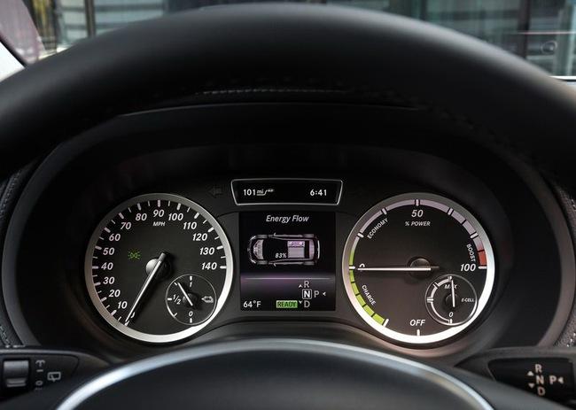 Mercedes-Benz B-Class Electric Drive có giá từ 41.450 USD 17