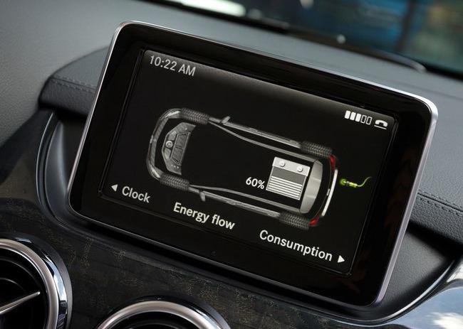 Mercedes-Benz B-Class Electric Drive có giá từ 41.450 USD 18